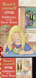 Goldilocks and the Three Bears + kaseta