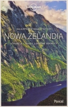 Nowa Zelandia. Lonely Planet
