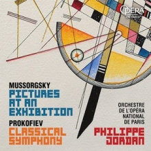 Mussorgsky: Pictures At An Exhibition, Prokofiev: Symphony No. 1