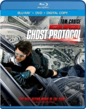 Mission: Impossible - Ghost Protokol (Blu-ray)