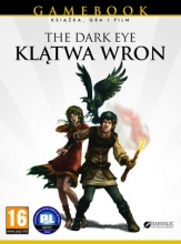 The Dark Eye: Klątwa Wron (Gamebook) [Tanie granie]