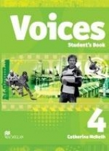Voices 4 Student's Book MACMILLAN