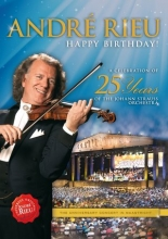 Happy Birthday! A Celebration Of 25 Years Of The Johann Strauss Orchestra (DVD)