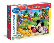 Puzzle 104 maxi Mickey Mouse