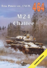 M24 Chaffee Tank Power vol. CXCIX 464