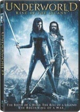 Underworld: Bunt Lykanów (booklet DVD)