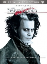 Sweeney Todd - demoniczny Golibroda z Fleet Street (Premium Collection) (2 DVD)