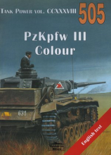 PzKpfw III Colour. Tank Power vol. CCXXXVIII 505