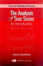The Analysis of Time Series. An Introduction