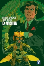 Ex Machina. Tom 1