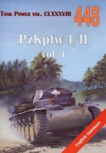 PzKpfw I/II vol. I. Tank Power vol. CLXXXVIII 448