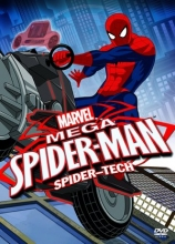 Mega Spider Man: Volume 4. Mega Technologia