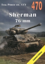 Sherman 76 mm. Tank Power vol. CCV 470