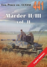Marder II/III vol. II. Tank Power vol. CLXXXI 441