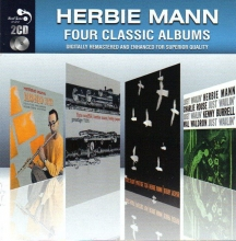 Four Classic Albums - Yardbird Suite & Flute Soulffle & Flute Flight & Just Wailin' (Slipcase) (Remastered) (*)