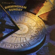 Message From Birmingham Sunday (Digipack) (*)