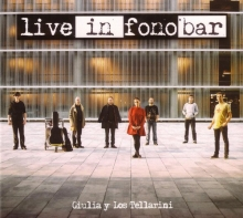 Live In Fonobar (Digipack)