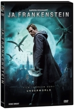 Ja, Frankenstein (booklet DVD)