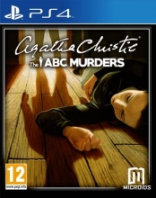 Agatha Christie: The ABC Murders (PS4)