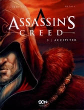 Assassin's Creed. Tom 3. Accipiter
