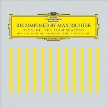 Recomposed By Max Richter: Vivaldi The Four Seasons (Deluxe Edition) (CD/DVD)