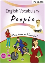 English Vocabulary: People - play, learn and have fun