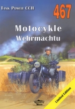 Motocykle Wehrmachtu. Tank Power vol. CCII 467
