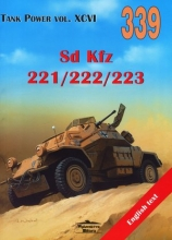 Sd Kfz 221/222/223. Tank Power vol. XCVI 339