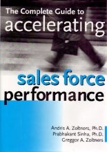 Zoltners, A: The Complete Guide to Accelerating Sales Perfor