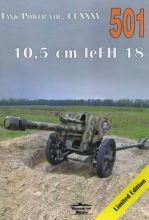 10,5 cm leFH 18. Tank Power vol. CCXXXV 501