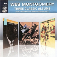 Three Classic Albums - Fingerpickin' & Far Wes & The Wes Montgomery Trio (2CD Remastered) (Slipcase) (*)