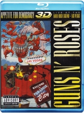 Appetite For Democracy 3D: Live At The Hard Rock Casino (Blu-ray)
