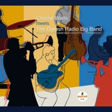Charlie Watts Meets The Dannish Radio Big Band