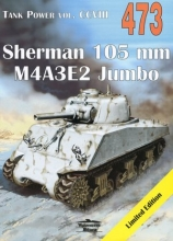Sherman 105 mm M4A3E2 Jumbo Tank Power vol. CCVIII 473