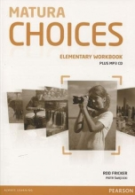 Matura Choices Elementary Work Book with CD MP3
