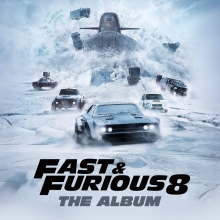 Fast & Furious Vol. 8: The Album (Szybcy i wściekli 8) (OST)
