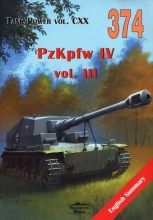 PzKpfw IV vol. III. Tank Power vol. CXX 374