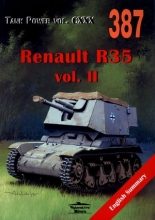 Renault R35 vol. II. Tank Power vol. CXXX 387