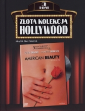 Złota kolekcja Hollywood. Tom 3. American beauty (booklet DVD)