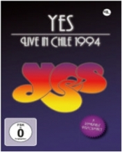 Live In Chile 1994 (DVD)