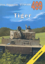 Tiger. Tank Power vol. CCXXXIII 499