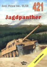 Jagdpanther. Tank Power vol. CLXII 421
