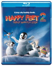 Happy Feet: Tupot małych stóp 2 (Blu-ray)