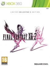 Final Fantasy XIII-2 Limited Collector's Edition (Xbox 360) [Tanie granie]
