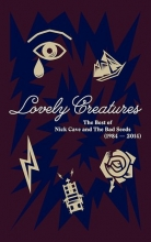 Lovely Creatures - The Best Of (1984-2014)(3CD/DVD/Book) (Limited Edition)