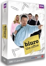 Biuro. The Office. Serie 1-2 (3 DVD)