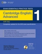 Exam Essentials Cambridge Advanced Practice Test 1