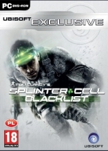 Tom Clancy's Splinter Cell: Blacklist (Ubisoft Exclusive)
