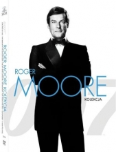 James Bond 007 - Roger Moore - Kolekcja Vol. 2 (7 DVD)