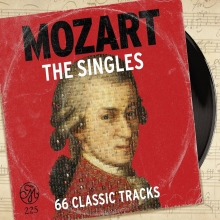 Mozart The Singles 66 Classic Tracks